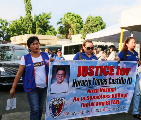 Lawyer acquitted in Atio hazing-slay case