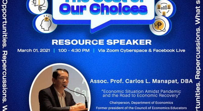 Vaccine rollout needed for economy to recover — econ head