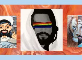 Hesu Kristo: Reconnecting faith through art