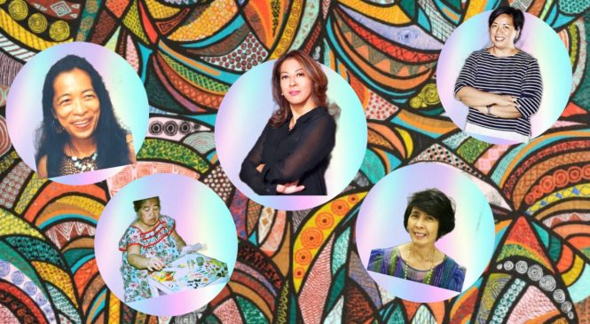 Infused with vibrance: 5 Filipina Artists' Whimsical Canvas