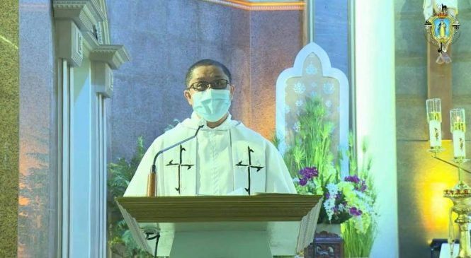 Artlets urged to be 'disciples' in AB's 125th anniversary mass