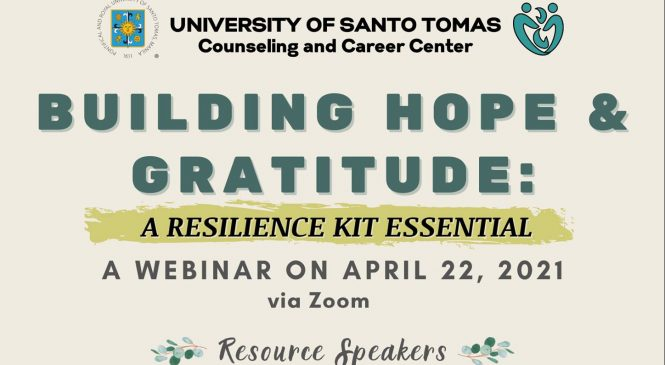 Gratitude, powerful antidote to health problems—psych researcher