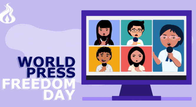 """""""Press Freedom Is The Pathway of Truth"""": 5 Thomasians' insights on World Press Freedom Day"""