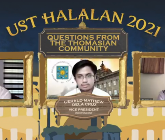 CSC VP bet urges Thomasians to fight against red-tagging