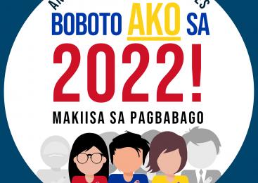 Boboto AKO sa 2022 Ignites the Fire in Voters