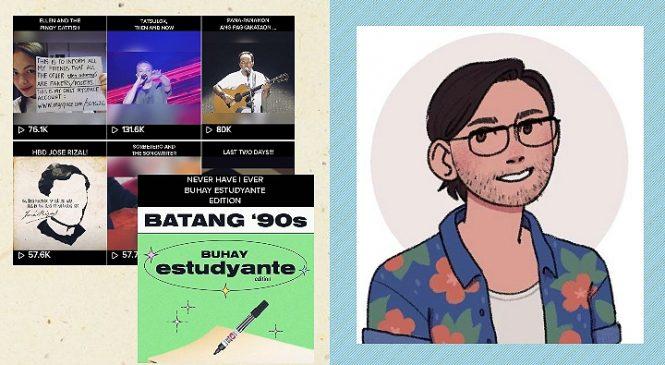 Pagbabalik-tanaw sa '90s: Ang @lammonaha at ang TikTok