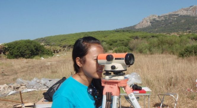 Intangible Kismet: Charlene Manese digs into the world of archaeology